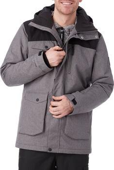 FIREFLY Slopestyle férfi kabát Grady Aquamax 10.10 szürke