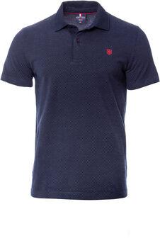 Heavy Tools Driver férfi galléros póló Férfiak kék