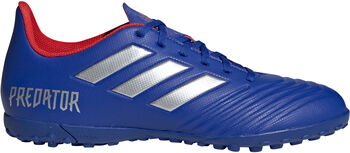 adidas Predator 19.4 TF felnőtt műfüves focicipő Férfiak kék