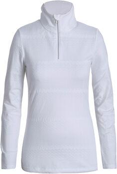 Luhta  Hadli L  női pólónyakcipzár Nők fehér