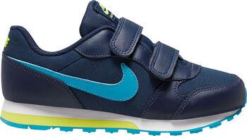 Nike MD Runner 2 (PS) gyerek szabadidőcipő kék