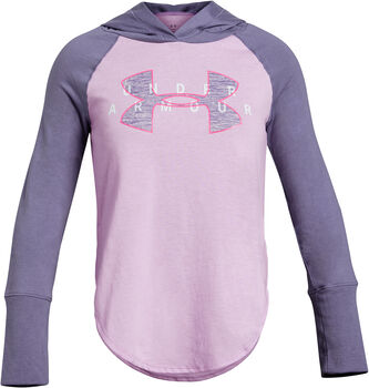 UNDER ARMOUR Finale Layer Nők lila