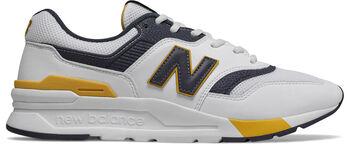 New Balance CM997 férfi szabadidőcipő Férfiak fehér