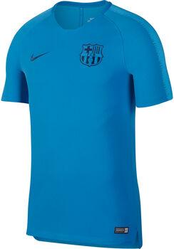 NIKE FCB M Nk Brt Sqd Top Férfiak kék