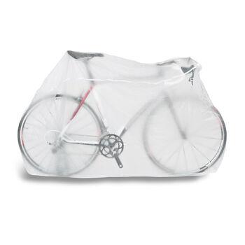 Cytec esővédőhuzat kerékpárokhoz fehér
