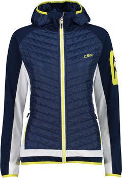 CMP Novara női fleece kabát Nők kék