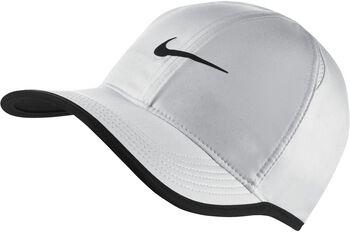 Nike Court AeroBill Featherlight Tennis Cap sapka Férfiak fehér