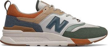 New Balance CM997 Férfiak zöld