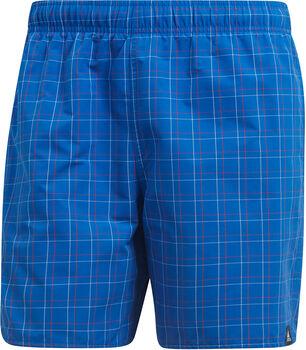 ADIDAS Checkered SH SL férfi fürdősort Férfiak kék
