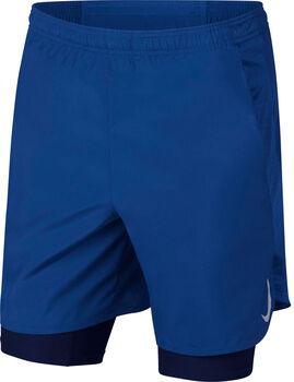 """Nike Challenger7"""" 2-in-1 férfi futósort Férfiak kék"""