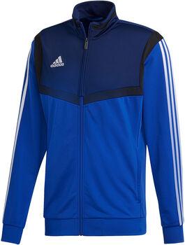 adidas TIRO19 PES JKT Férfiak kék