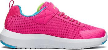 Skechers Dynamic Tread-Hop gyerek edzőcipő Lány rózsaszín