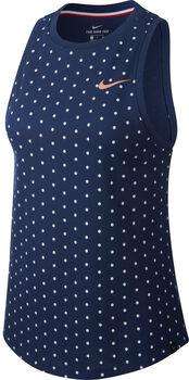 Nike  W FFF TANK PRESEASON Nők kék