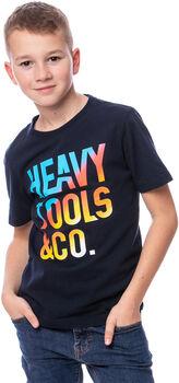 Heavy Tools Mendra fiú póló kék