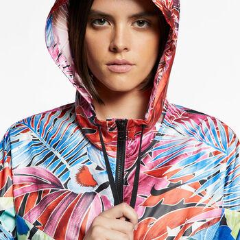 Nike Woven Hyper Jacket női futókabát Nők rózsaszín
