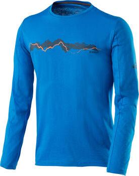 McKINLEY Active Aravi férfi hosszú ujjú póló Férfiak kék