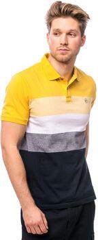 Heavy Tools Dagen férfi galléros póló Férfiak sárga