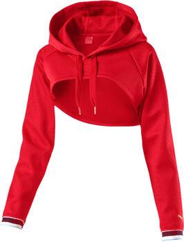 Puma Varsity Cover Up női hosszúujjú felső Nők piros