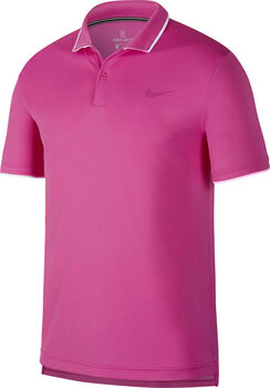 Nike Court Dri-FIT férfi teniszpóló Férfiak rózsaszín