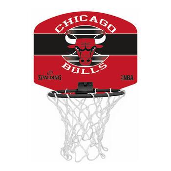 NOBRAND BaskBoard Mini ChicagoBulls mini kosárpalánk piros