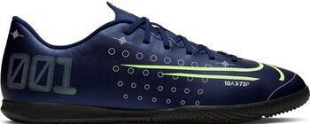 Nike Vapor 13 Club MDS Jr. gyerek teremfocicipő Fiú kék