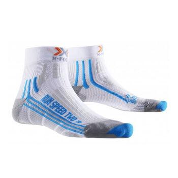 X-Socks Speed Two női futózokni fehér