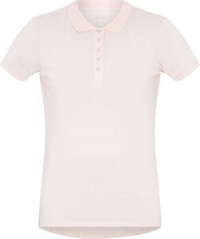 McKINLEY Active Pellew női galléros póló Nők rózsaszín