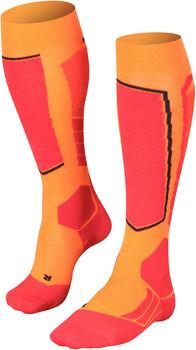 Falke SK2 férfi sízokni Férfiak narancssárga