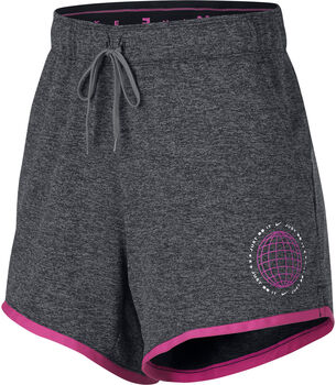Nike Dri-FIT Training Shorts Nők fekete