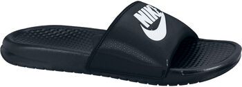 "Nike Benassi ""Just Do It"" férfi papucs Férfiak fekete"