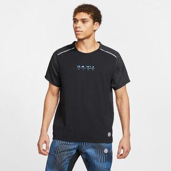 Nike Rise 365 férfi póló Férfiak fekete