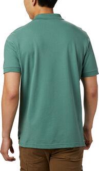 Cascade Range Solid férfi galléros póló