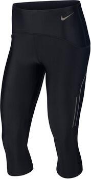 Nike Speed 3/4-es női nadrág Nők fekete