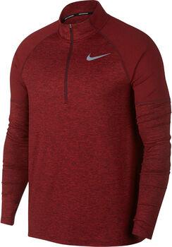 Nike Element 1/2-Zip férfi futófelső Férfiak piros