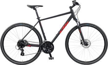 KTM  Life Pro 27férfi kerékpár Férfiak fekete
