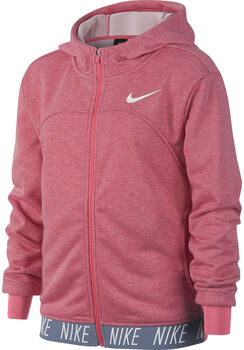 Nike  Dry Hoodie Fz rózsaszín