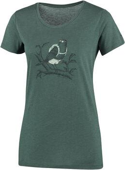 Columbia Birdy Buddy női póló Nők zöld