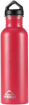 McKINLEY nemesacél kulacs 0,75 l piros
