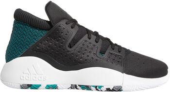 adidas Pro Vision férfi kosárlabda cipő Férfiak fekete