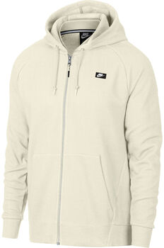 Nike M Nsw Optic Hoodie Fz férfi kapucnis felső Férfiak törtfehér