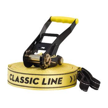 GIBBON Classic X13 slackline sárga