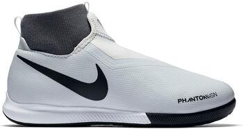 Nike Phantom VSN Academy DF Jr gyerek teremfocicipő Fiú szürke