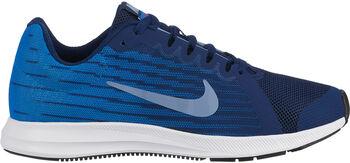 Nike Downshifter 8 Boys' Running Shoe (3.5y-7y) kék
