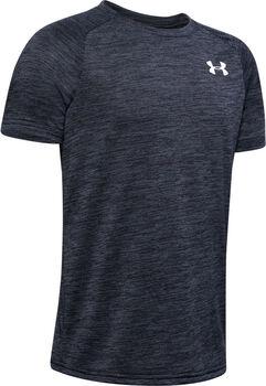 UNDER ARMOUR Fiú-T-shirt fekete