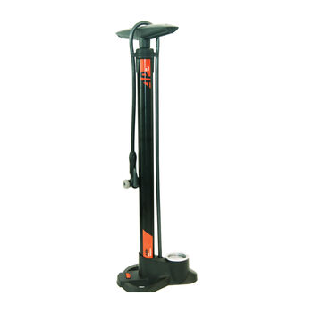 KTM Floor Pump High Volume fekete