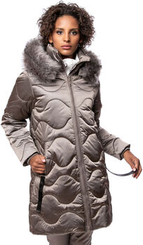 Heavy Tools Nossa20 női kapucnis kabát Nők szürke