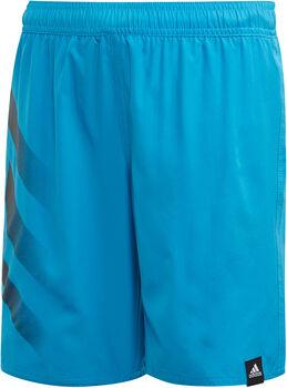 adidas YA BD 3S SHORTS kék