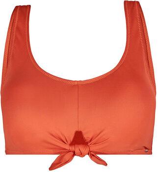 Skiny Summer Breeze Bustier bikinifelső Nők narancssárga