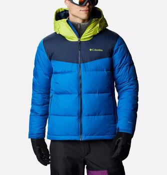 Columbia Iceline Ridge Jkt férfi síkabát Férfiak kék
