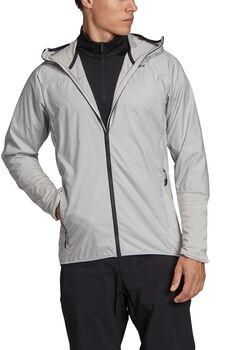 ADIDAS Skyclimb Fleece férfi kabát Férfiak szürke
